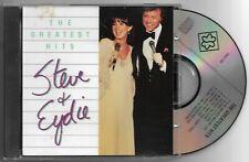 STEVE LAWRENCE + EYDIE GORME The Greatest Hits 1990 ESE Music CD ESED-103