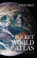 Pocket World Atlas by Oxford University Press