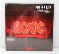 ACDC - PWR UP (Yellow Vinyl) - NEW (Read Description)