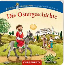 Die Ostergeschichte Der kleine Himmelsbote MiniAusgabe Ostern Coppenrath +BONUS