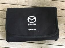 2012 MAZDA 3 OWNERS MANUAL USER GUIDE & CASE