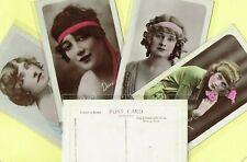 LILYWHITE - 1919 Silent Film Star/Theatre/Stage Colour Postcards #LE1 to #LE50