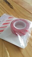 "Queen & Co Washi Trendy Tape! ""Candy Cane Diagonal Stripe"" 10 yards each roll!"