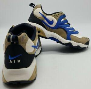 Nike Air Terra Humara B Khaki / Blue Spark Men's Shoes Size 9 Very Clean Cond!
