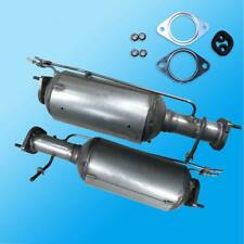 EU4 DPF Dieselpartikelfilter VOLVO C30 2.0D 100KW D4204T Bj. 2004/03-2008/02