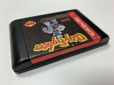 ClayFighter Sega Genesis Authentic Cartridge