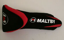 Maltby Driver Head Cover. MINT CONDITION.