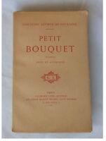 Petit Bouquet (Poésies) - Comtesse Arthur de Goulaine - Calmann Lévy 1897