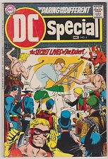 Dc Special #5 Featuring Secret Lives of Joe Kubert, Fine - Very Fine Condition'