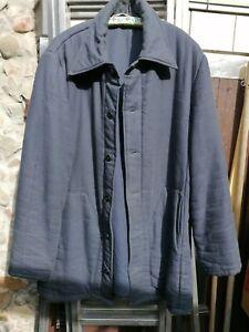 DDR Watte Jacke Arbeitsjacke Gr 52 Hält sehr warm Gebraucht