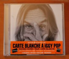 "Iggy POP ""Carte blanche"" CD (Neuf, sous blister)"