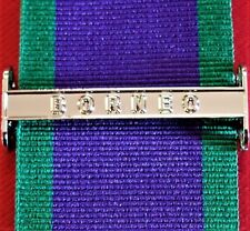 BORNEO CLASP GENERAL SERVICE MEDAL 1962 ARMY NAVY AIR FORCE REPLICA AUSTRALIA