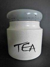 Hornsea Freestyle tea cannister