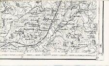 02 Chaillevois Clacy Vorges 1914 pt. carte orig (partie) Cessières Suzy Nouvion