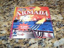 3D 3-D Armada (PC, 1999) Game Windows Brand Sealed