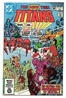 New Teen Titans Vol 1 No 15 Jan 1982 (VFN) DC Comics, Modern Age (1980 - Now)