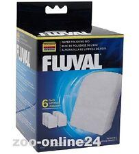 Fluval 304-305-306-404-405-406 Ersatz-Filter-Feinfilterpat 6er Pack  A-244