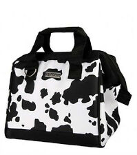 Sachi Insulated Style 34 Lunch Bag - COW PRINT