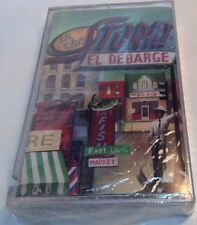 EL DEBARGE New Tape Cassette IN THE STORM Warner Bros. Records USA  9-26260-4