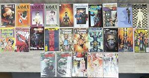 VINTAGE COMIC BOOK LOT OF 25 COMICS