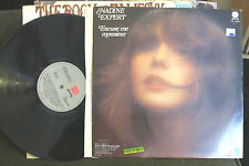 Nadine Expert Excuse Me Monsieur Brazil LP Sexy rolling stones gate '78 WOW rare