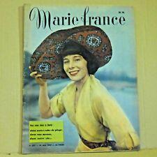 Marie France Magazine N° 235 - 30 Mai 1949 - Ancien Magazine Français
