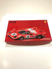 Fujimi 1:24 512S Ferrari Short Tail #123851 -NIOB
