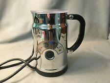 Nespresso Model 3192 Automatic Electric Milk Frother Stainless Steel Aeroccino