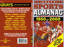 Back to the Future BTTF Grays Sports Almanac Cover