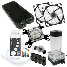 Liquid Cool Vortex One Advanced DIY 240mm Water Cooling Kit