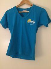 Contiki Azul Tamaño Camiseta UK 10