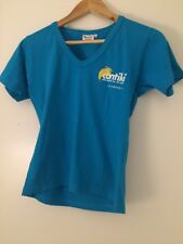 Blue contiki T-shirt Taglia UK 10