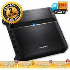 Alpine PMX-F640 4-channel amplifier 640 watts class AB car amplifier