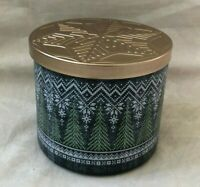 Sweater Weather Bath & Body Works Scented 3 Wick 14.5 oz Candle New