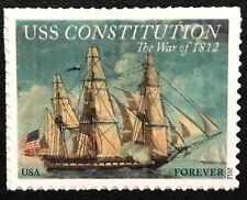 2012 Scott #4703 - Forever - WAR OF 1812 - USS CONSTITUTION - Single Stamp - MNH
