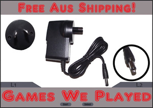 NES Nintendo Entertainment System Power Supply Replacement New Aftermarket 9V