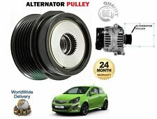 FOR VAUXHALL OPEL CORSA D 1.2 1.4 16v ECOTEC 2009-> NEW 140A ALTERNATOR PULLEY
