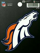 Denver Broncos Die Cut Decal from Rico