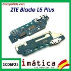 Card Load For ZTE Blade L5 Plus Cable Flex Micro USB Microphone Connector