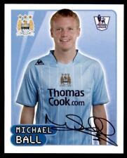 Merlin Premier League 2007/08 Michael Ball Manchester City No. 345