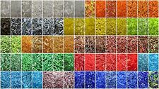 50g  9mmx2mm Bugle Seed Beads/Mix Mixes - Choose Colour and Finish - UK Seller