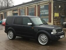 LAND ROVER DISCOVERY 3 AUTOMATIC 7 SEATER TDV6 FULL LEATHER RANGE ROVER 4X4 SWAP