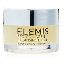 ELEMIS Collagen Super Cleansing Balm Soft Skin Oils Dissolves Makeup Face 20g