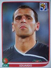 Panini 545 Eduardo Portugal FIFA WM 2010 Südafrika