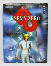 ENEMY ZERO - PC ESPAÑA - CAJA GRANDE DE CARTON - SEGA PC SEGAPC D