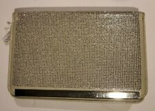 New Aldo  NEW fancy clutch Silver Bag Purse $40.00