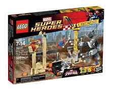 Lego ® Marvel Super Heroes 76037 Super Villain Team-Up nuevo embalaje original New misb NRFB