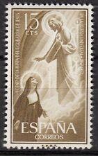 TIMBRE ESPAGNE NEUF N° 897 **  SAINTE MARGARITA MARIA D ALACOQUE