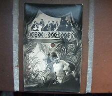 PICTURE DISC-Bildplatte- Weco Tonbild Postkarte-Wann sagst du ja-Schellack