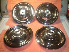 Chevrolet Disc Brake Center Caps - Short Version  *NEW*